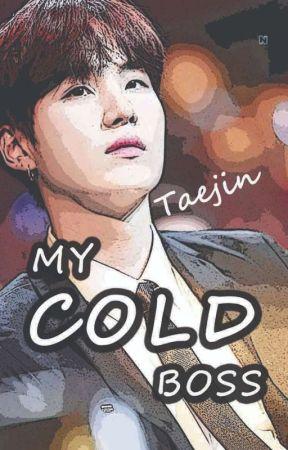 [BTS NC 21+] My Cold Boss ✔️ by Taejin1997