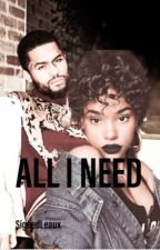 All I Need by Corionaa