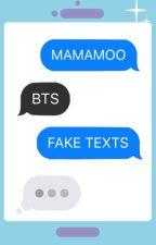 Bangtanmoo Texts by monoglia