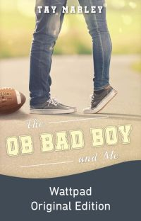 The QB Bad Boy and Me cover