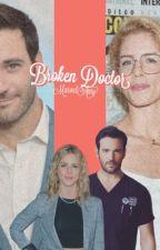 Broken Doctor | Connor Rhodes 'discontinued' by MarvelAmy