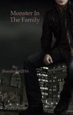 Monster In The Family  by thundercat2016