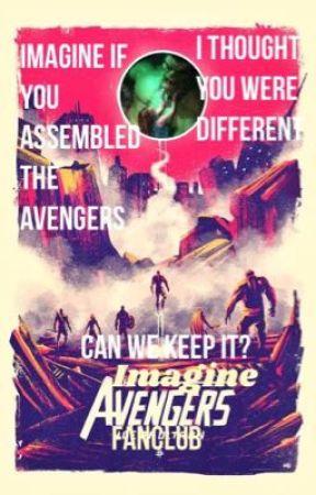 Imagine Avengers Fanclub by ImagineAvengersClub
