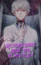 Mystic Messenger Zodiac Book by MysticLucy