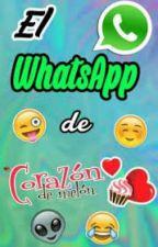 WHATSSAP-CHICOS DE CDM Y TU by KimCinthya