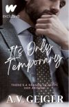 It's Only Temporary  cover