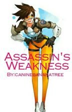 Assassin's Weakness (Tracer X Reader) by caninebananatree