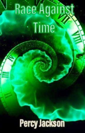 Race Against Time - Percy Jackson by OcEaNm4n