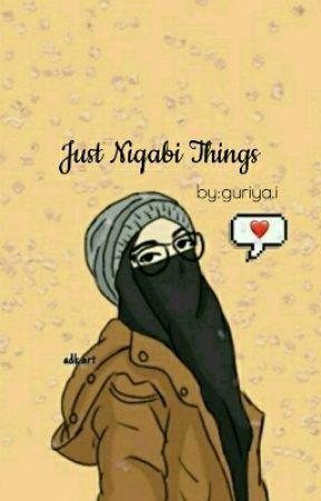 Just Niqabi Things  by guriya-i