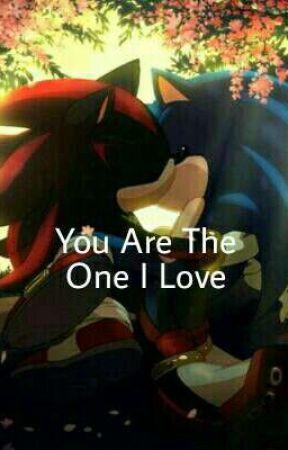 You Are The Ones I Love (Sonadow) by SonicShadowTrinita