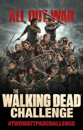 The Walking Dead ALL OUT WAR Challenge by AMC