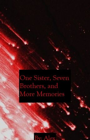One Sister, Seven Brothers, and More Memories {BTS} by AlexMcSkittles