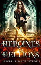 Heroines & Hellions (Sample Chapters) by JadeKerrion