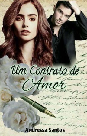 Um Contrato De Amor  by AndressaSantos591
