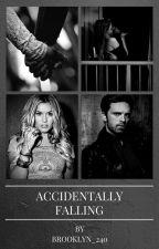 ACCIDENTALLY FALLING ~ A Sebastian Stan Social Media Story by Brooklyn_240