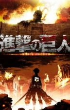 Attack On Titan X Reader by AwesomesauceAbbie