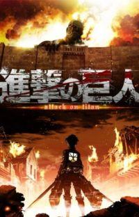 Attack On Titan X Reader cover