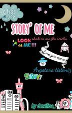 story of me by dewilisa_