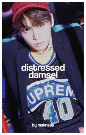 distressed damsel ⇒ jeon jungkook by makneas