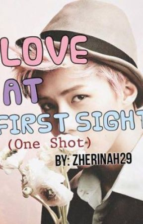 Love at First Sight (EXO FF) by Zherinah29
