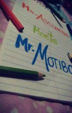 Ms. Assuming meets Mr.  Motibo by yelrahdbez
