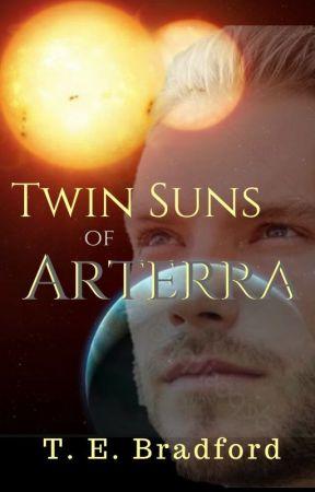 Twin Suns of Arterra by TE_Bradford