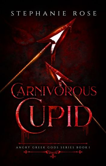 *SAMPLE* Carnivorous Cupid ✔ (#1 in the ANGRY GREEK GODS series)