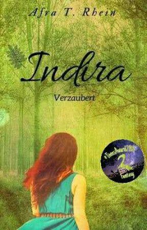 Indira - Verzaubert #DarkStarAward by AfraTahera115