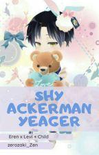 Shy Ackerman Yeager by zerozaki_Zen