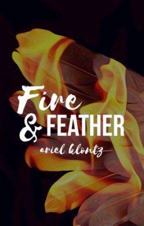 Fire & Feather by arielklontz