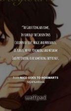 Nico Goes To Hogwarts by demonic-demigod
