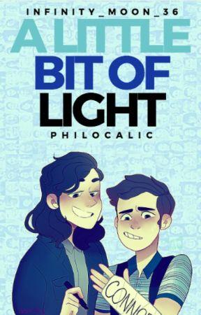 A Little Bit Of Light | Dear Evan Hansen - COMPLETED by philocalic
