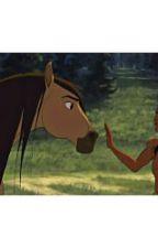 Spirit: Stallion of the Cimarron(Little Creek Love Story) by JackieMartinez955