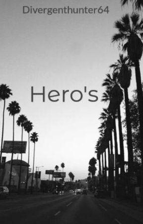 Hero's by Divergenthunter64