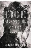 The Bad Boy has seen my Scars cover