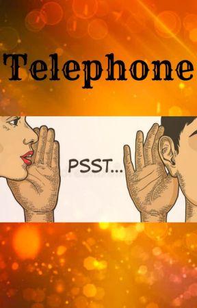 Telephone by LILJAY707