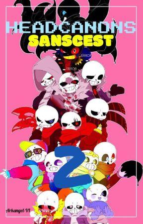 Headcanon's Sanscest 2  by Arkangel-VI