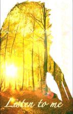 Listen To Me (GasterSans X Female Reader) HIATUS  by Blueknight2489