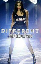 Different (Lauren/You) by _weneedallysus