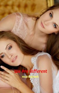We Are Different cover