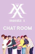 Monsta x Chatroom by SmilyAlways25