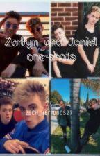 Zorbyn and Janiel one-shots by zach_herr0n0527
