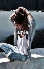 SMILE. by dayytonababyy