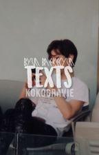 texts || bbh by jonginnator