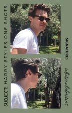 Harry Styles One Shots by idatecelebrities