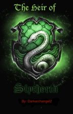 Percy Jackson, The Heir of Slytherin by darkarchangel2