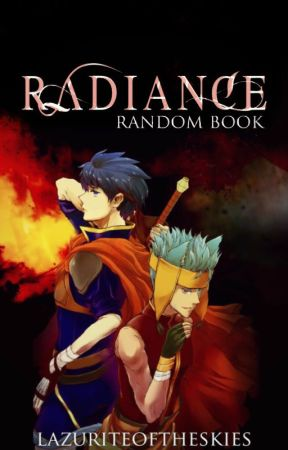 (Random Book) Radiance by lazuriteoftheskies