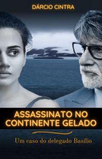ASSASSINATO NO CONTINENTE GELADO cover