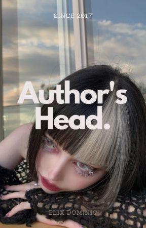 Cuap-cuap Author by elixeeu
