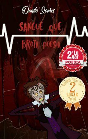 Sangue Que Brota Poesia - Danilo Soares by DaniloSoares68